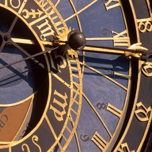 Moving Through Time: Astrological Transits and Progression