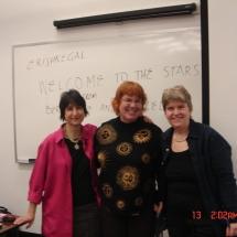 Darrelyn Linea and Bernadette 2009