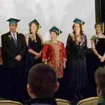 Linea's Graduation level 4
